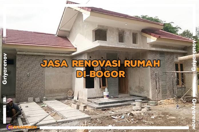 Jasa renovasi rumah di bogor - griyarenov