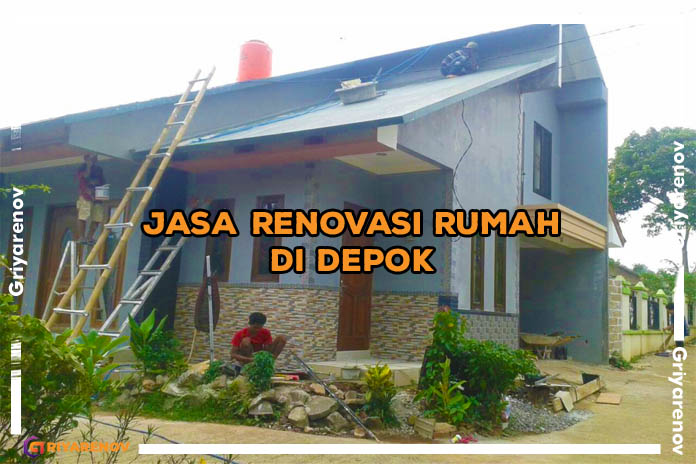 renovasi rumah di depok