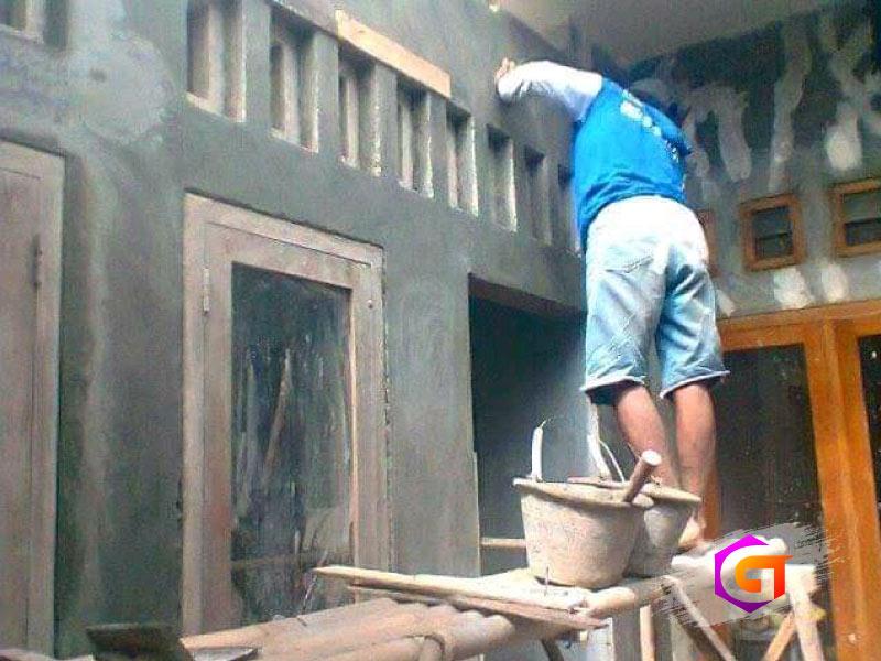 tukang bangunan di kota depok