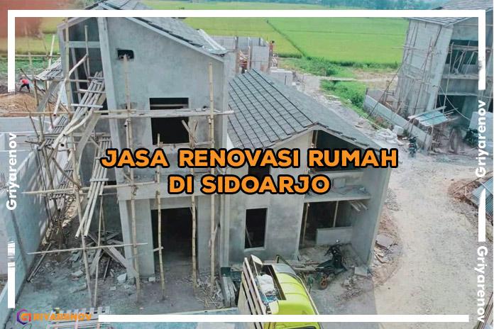 jasa renovasi rumah di Sidoarjo