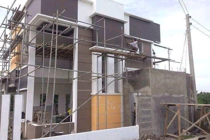 kontrkator bangunan rumah